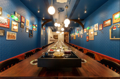 Shabu Sha : restaurant de fondue japonaise haut de gamme !