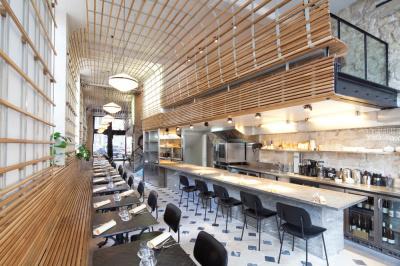 Dessance : bar gastronomique de desserts à l'assiette