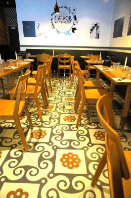 Le KB : restaurant, cave à vins, épicerie fine