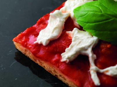 Bottega Romana : la pizza à la coupe