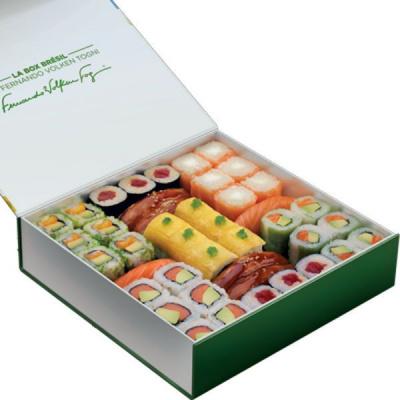 La Brésil Box est arrivée chez Sushi Shop