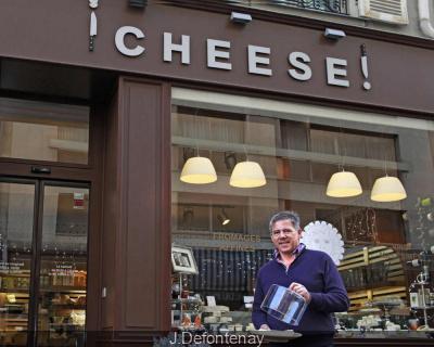 Cheese : fromages fermiers, vins fins et autres produits gourmands
