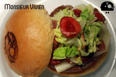 Un nouveau burger à l'Atelier Saint-Georges