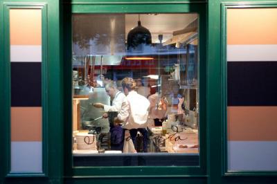 Le Sassotondo : bienvenue dans une vraie taverne toscane