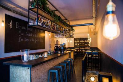 Homies, un restaurant gastro tapas