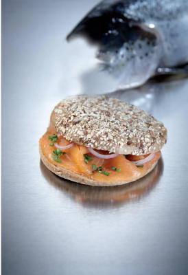 Le Café Prunier propose deux sandwichs à emporter