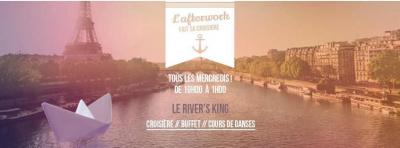 L'afterwork part en croisière sur Le River's King