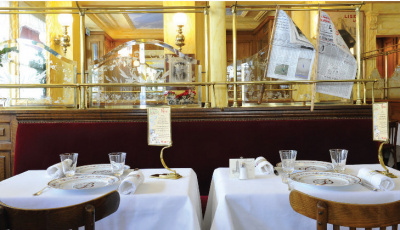 Le restaurant Benoit réinterprête les classiques de la cuisine française