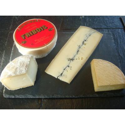 Une sélection de fromages livrés chez vous