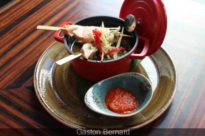 Pot-au-feu indonésien au Makassar Lounge & Restaurant