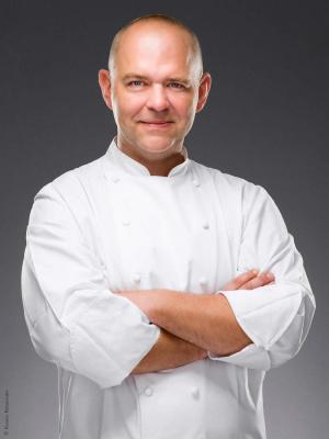Christohpe Moret chef exécutif du Sangri-La Hotel
