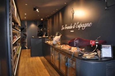 Les Grands d'Espagne : une nouvelle boutique rue de Levis