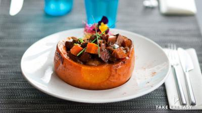 Gentle Gourmet Café livre chez vous avec Take Eat Easy