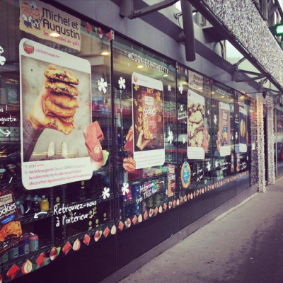 Cookies in the city au Drugstore Publicis