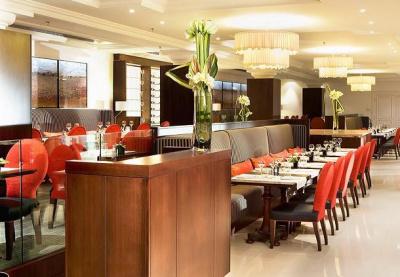 Saint Valentin 2015 au bar du Paris Marriott Champs Elysées Hotel