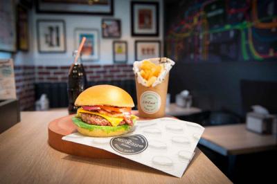 231 East Street : une nouvelle adresse de burgers dans le 8ème