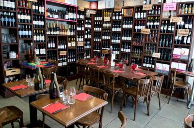 La Cantine de Quentin : restaurant, épicerie fine et caviste