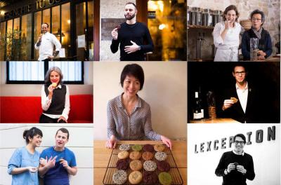 La cookie's maker Jean Hwang Carrant ouvre sa 1ère boutique