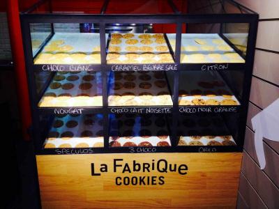 La Fabrique Cookies ouvre sa 5ème boutique