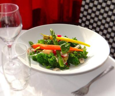 Cuisine détox et healthy au River Café