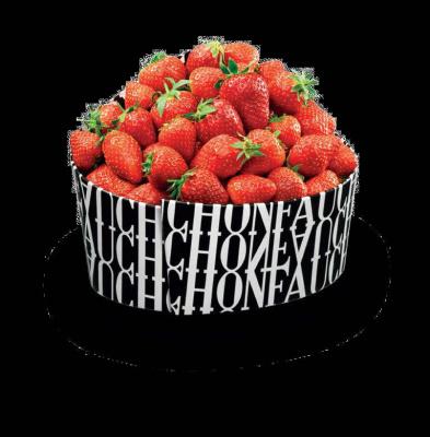 C'est le mois de la fraise chez Fauchon