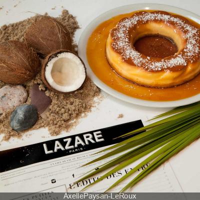 Le Paris-Coco s'invite au restaurant Lazare