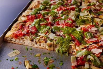 Par ici les nouveautés chez pizza Bottega Romana !