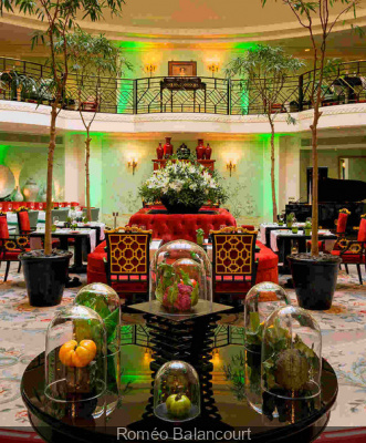 Le Shangri-La lance les dîners 100% green