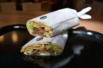 G by Gaspard : le sandwich fait maison dans un naan