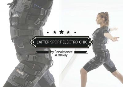 After Sport Electro Chic à l'Hôtel Renaissance Paris Le Parc Trocadéro avec XBody