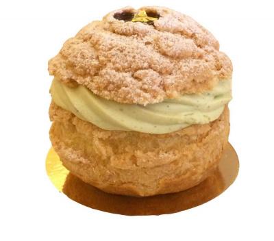 Le Cherry Choux : nouvelle pâtisserie de la maison Carette