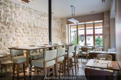 Il y a du nouveau au restaurant Les Fables de la Fontaine !