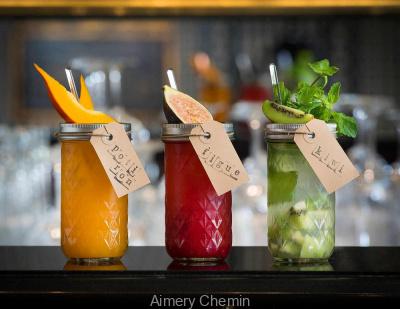 """Le Shangri-La lance sa """"collection automne"""" de cocktails primeurs"""