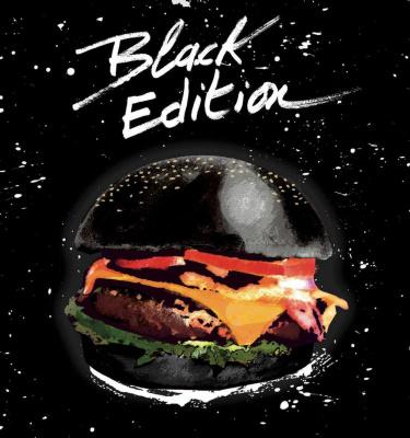 """""""Black Edition"""", le 1er burger éphémère du 231 East Street"""