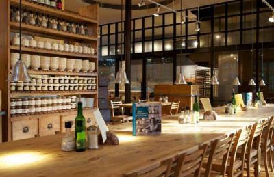 Le Pain Quotidien ouvre son 1er restaurant-concept parisien