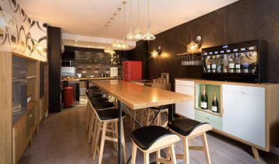Spritzer : aperitivo et bar à vins