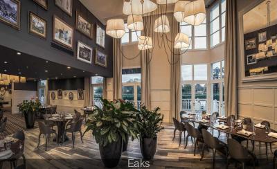Ouverture du restaurant de l'hötel Renaissance Saint Cloud : le Harras