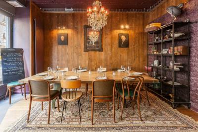 Le lou bistrot nouveau restaurant porte maillot - Auberge dab porte maillot restaurant ...