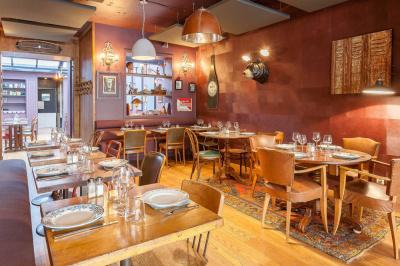 Le Lou Bistrot : nouveau restaurant Porte Maillot