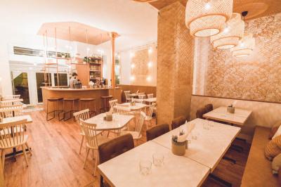 """Ouverture d'un nouveau restaurant Nous : """"fast good"""" sain et gourmand"""