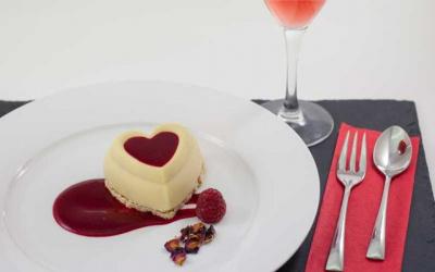 Saint Valentin 2016 avec l'Etoile des Gourmets