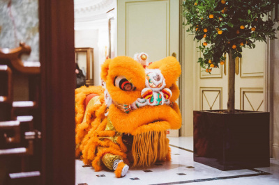 Nouvel an Chinois 2016 au Shang Palace