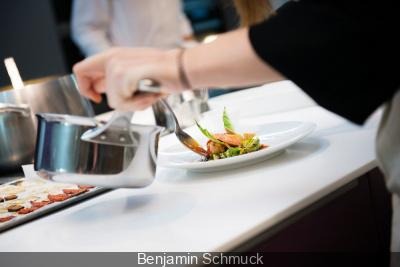 Cours de cuisine Alain Ducasse chez l'Eclaireur Hérold