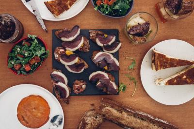 """Le nouveau service """"buffet"""" de La Belle Assiette"""