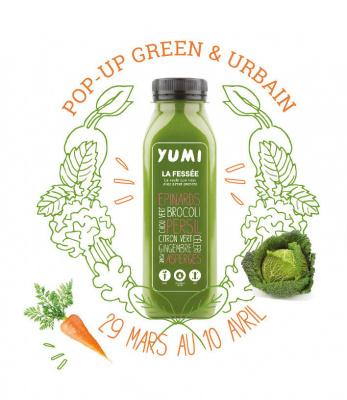 Pop-up store Yumi : faîtes le plein de légumes et bien-être  à Paris