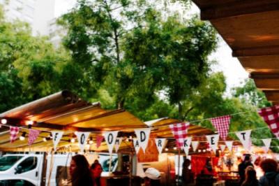 Le Food Market du Printemps est à Paris et à Lyon