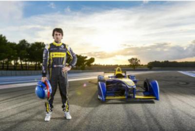 La formule E est à l'atelier Renault