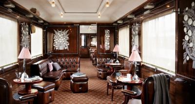 La table de L'Orient Express : restaurant éphémère