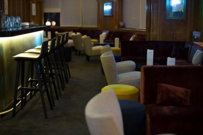 Bellota-Bellota® et Moët & Chandon sont au bar du Alléno Paris