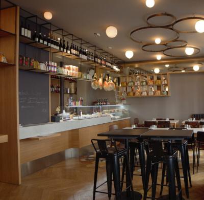 Le mardi, c'est buffet Aperitivo chez Meriggio !